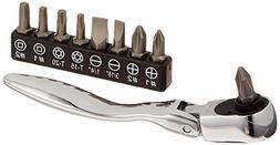 Titan 11212 Micro Flex Ratchet Driver Set
