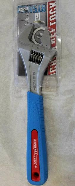 CHANNELLOCK 12 Code Blue Wide Adjustable Wrench