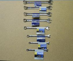 Kobalt 12-Point Combination Wrenches- NEW! LOT OF 8