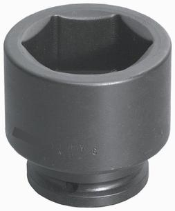 Williams 8-6108 1-1/2 Drive Impact Socket, 6 Point, 3-3/8-In
