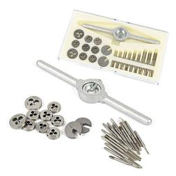 31Pcs Mini HSS Metric Thread Plugs <font><b>Taps</b></font>