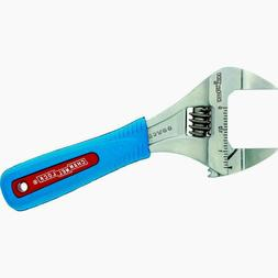 Channellock 6SWCB Slim Jaw Adjustable Wrench, WideAzz Jaw Op