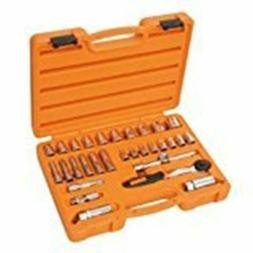 Beta Tools  913A/C30 Socket Set & Ratchet 3/8