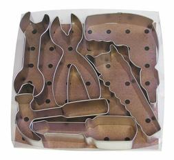 R&M International 1817 Construction Tool Cookie Cutters, Saw