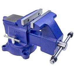 "Bench Clamps Yost Vises 465 6.5"" Combination Pipe and Bench"