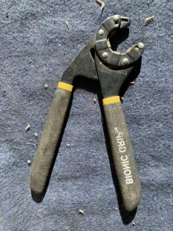 "LoggerHead Tools Bionic Grip 8"" Popular Mechanics Editor's"