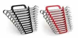22-Piece Combination Wrench Sets with Store and Go Keepers,