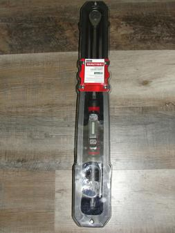 Craftsman 1/2-in. Digi Click Torque Wrench, 25-250 ft. lbs.