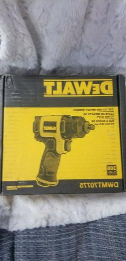 DEWALT DWMT70775 3/8-inch Square Drive Impact Wrench new and