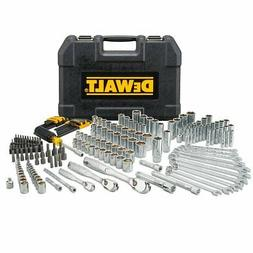 DeWALT DWMT81534 Durable Chrome SAE Quick Release Mechanics