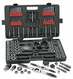 GearWrench 82812 114 Piece Large Combination Tap and Die Set