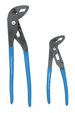 Channellock GLS-2 2 Piece Griplock Tongue and Groove Plier S