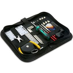 Guitar Care Tool Kit Repairing Maintenance Tools String Cutt