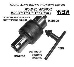HALF INCH DRILL CHUCK FOR IMPACT DRIVER /WRENCH