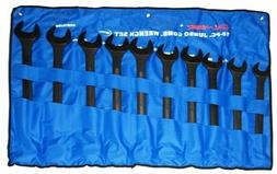10-pc. Jumbo Combination Wrench Set - Metric 34-50mm