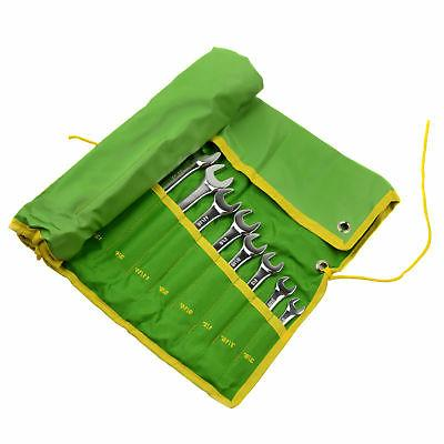 """14PC SAE Combination Roll-Up Pouch 3/8"""" to 1 1/4"""""""