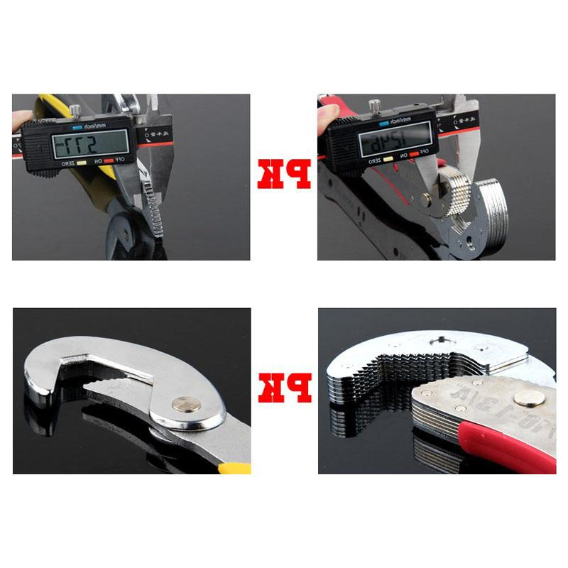 Adjustable Magic <font><b>Wrench</b></font> Multi-function Purpose Spanner Universal <font><b>Wrench</b></font> Hand Tool Grip