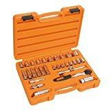 Beta Easy 913A/C30 Socket Set & Ratchet 3/8