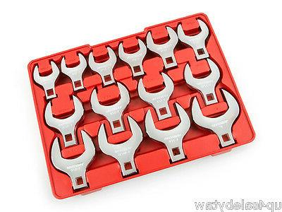 drive jumbo crowfoot wrench set