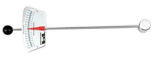 """PERFORMANCE TOOL 1/4"""" BEAM STYLE TORQUE WRENCH 0-80 INCH POU"""