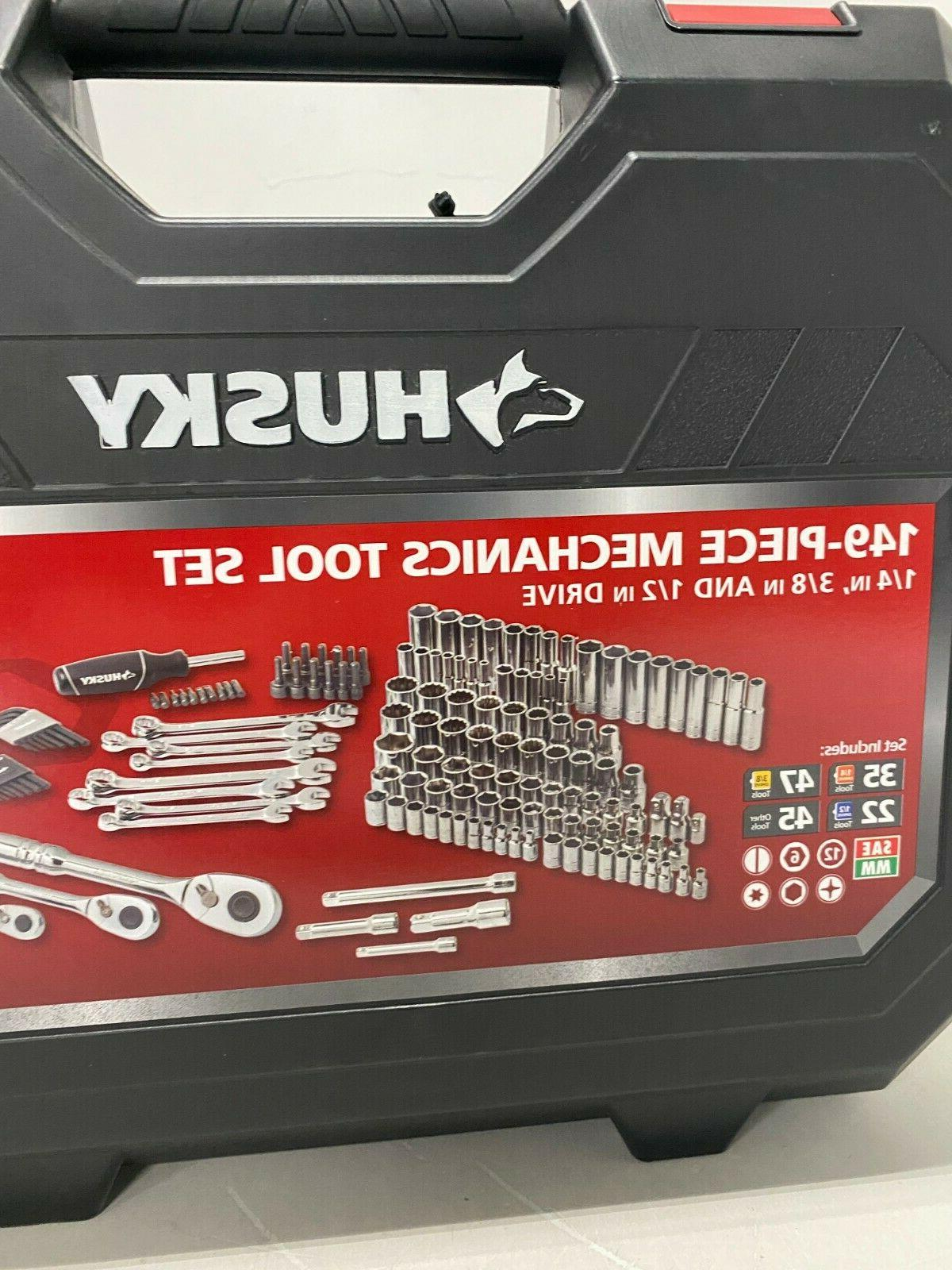 Husky Sockets and Piece Set with H149MTS