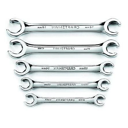 metric flare nut wrench set
