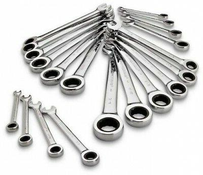 GearWrench Chrome Set