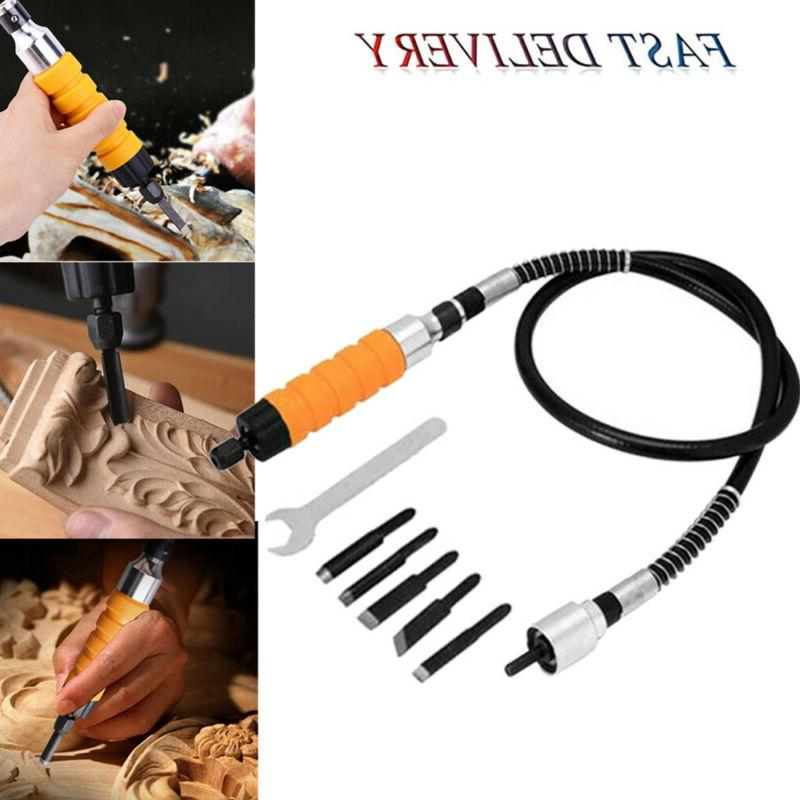 us wood chisel carving knives wrench flexible