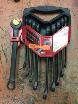 Craftsman Mach Series 10-Piece Open End Ratcheting Wrench 94