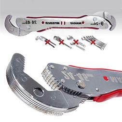 Magic Wrench Set by WEIRD GRASS - Multi-Function Universal A