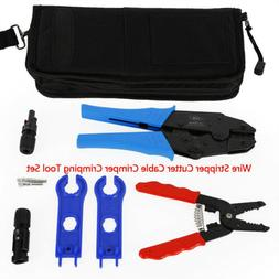 MC4 Solar Panel Crimping Tools MC4 Wrenches Solar Wire Cable