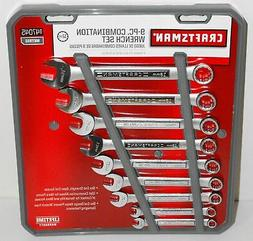 Craftsman 9 pc. Metric 12 pt. Combination Wrench Set, # 4704