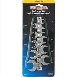 """Channellock Metric 3/8"""" Drive Crowfoot Wrench Set"""