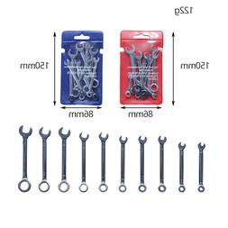 Mini Spanner <font><b>Wrenches</b></font> <font><b>Set</b></