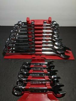 New Husky 14 Piece Combination Wrench Set SAE
