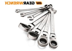 New Gearwrench Flex Ratcheting Wrench Metric or Standard SAE