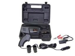 Portable 12 Volt Power Impact Wrench Roadside Emergency Auto