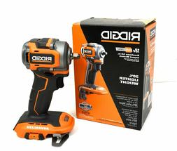 RIDGID R87207B 18V Lithium-Ion Cordless Brushless 3/8 in. Im