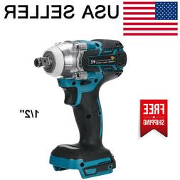 Replacement for MAKITA Battery 18V Cordless Brushless Impact
