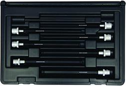 Set 7 ProHold Ball Bits 6in  w/Sockets in Blk Cas