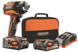 Stealth Force Brushless 18V Lithium-Ion Cordless Pulse Drive