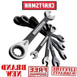 universal ratcheting wrench set