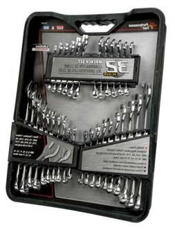 Performance Tool W1099 32-Piece SAE and Metric Combination W