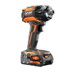 Ridgid ZRR86036K Stealth Force 18V 2.0 Ah Cordless Lithium-I